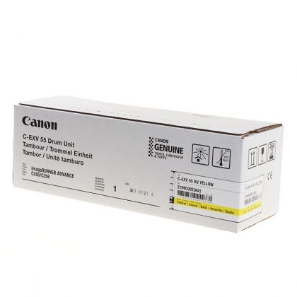 CANON Drum unit original Drum C-EXV55 IR ADV C256i/C356i/356P yellow (2189C002) Drum C-EXV55 IR ADV C256i/C356i/356P yellow (2189C002)