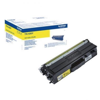 BROTHER Toner cartridge original Toner TN-426Y yellow  HL-L8360CDW Toner TN-426Y yellow  HL-L8360CDW