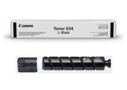 CANON Toner cartridge original 034  IR C1225iF black (9454B001) 034  IR C1225iF black (9454B001)