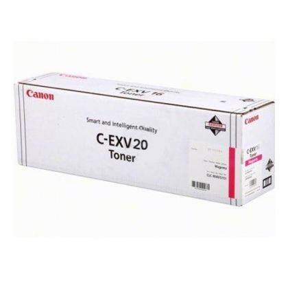 CANON Toner cartridge original Cart. C-EXV20 imagePRESS C7000VP magenta (0438B002) Cart. C-EXV20 imagePRESS C7000VP magenta (0438B002)