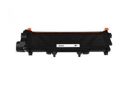 Brother Toner cartridge compatible TN-2320 BROTHER HL-L2300D/L2305W/L2320D/L2340DW/L2360DN/L2360DW/L2365DW/L2380DW, DCP-L2500D/L2520DW/L2540DN/L2540DW/L2560DW,MFC-L2700DW/L2707DW/L2720DW/L2740DW/L2700DWR/L2700DN/L2680W/L2705DW , Page yield  10400 , Black