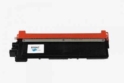 Brother Toner cartridge compatible TN-230C BROTHER HL-3040CN/3070CW/3045CN/3075CW, MFC-9010CN/9120CW/9320CW/9125CN/9325CW , Page yield  1400 , Cyan Color Type Compatible TN-230C BROTHER HL-3040CN/3070CW/3045CN/3075CW, MFC-9010CN/9120CW/9320CW/9125CN/9325C