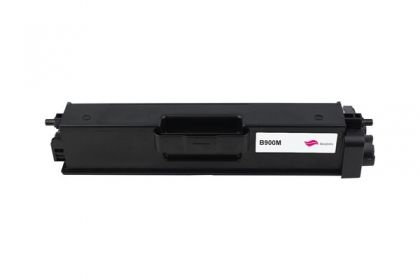 Brother Toner cartridge compatible TN-900M BROTHER HL-L9200CDWT/L9200CDW, MFC-L9550CDWT/L9550CDW , Page yield  6000 , Magenta Color Type Compatible TN-900M BROTHER HL-L9200CDWT/L9200CDW, MFC-L9550CDWT/L9550CDW , Page yield  6000 , Magenta Color Type Compa