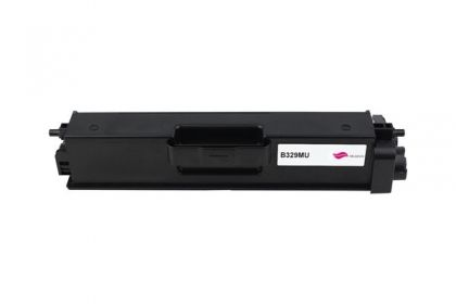 Brother Toner cartridge compatible TN-329M/TN-328M/TN-900M BROTHER HL-4150CDN/4570CDW/4570CDWT/L8350CDW/L9200CDWT/L9200CDW, MFC-9460CDN/9560CDW/9970CDW/L8850CDW/L9550CDWT/L9550CDW, DCP-L8450CDW/9270CDN , Page yield  6000 , Magenta Color Type Compatible TN