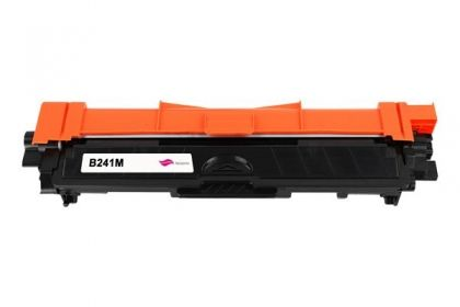 Brother Toner cartridge compatible TN-241M/TN-242M BROTHER HL-3140CW/3142CW/3150CDW/3152CDW/3170CDW/3172CDW,MFC-9130CW/9140CDN/9330CDW/9340CDW, DCP-9020CDW , Page yield  1400 , Magenta Color Type Compatible TN-241M/TN-242M BROTHER HL-3140CW/3142CW/3150CDW