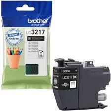 BROTHER Ink original Ink Cart. LC-3217BK  MFC-J6930DW black Ink Cart. LC-3217BK  MFC-J6930DW black