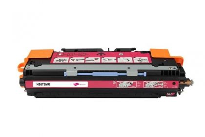 HP Toner cartridge compatible Q2673A  HP color LaserJet 3500/3500N/3550/3550N , Page yield  4000 , Magenta Color Type Reman Q2673A  HP color LaserJet 3500/3500N/3550/3550N , Page yield  4000 , Magenta Color Type Reman