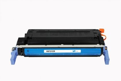 HP Toner cartridge compatible C9721A HP Color LaserJet 4600/4600DN/4600DTN/4600HDN/4600N/4610N/4650/4650DN/4650DTN/4650HDN/4650N , Page yield  8000 , Cyan Color Type Reman C9721A HP Color LaserJet 4600/4600DN/4600DTN/4600HDN/4600N/4610N/4650/4650DN/4650DT