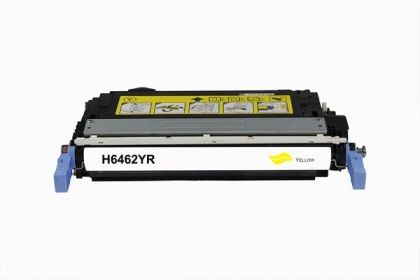 HP Toner cartridge compatible Q6462A HP Color LaserJet 4730MFP/4730X MFP/4730XM MFP/4730XS MFP /CM4730 MFP/CM4730F MFP/CM4730FM MFP/CM4730FSK MFP , Page yield  12000 , Yellow Color Type Reman Q6462A HP Color LaserJet 4730MFP/4730X MFP/4730XM MFP/4730XS MF