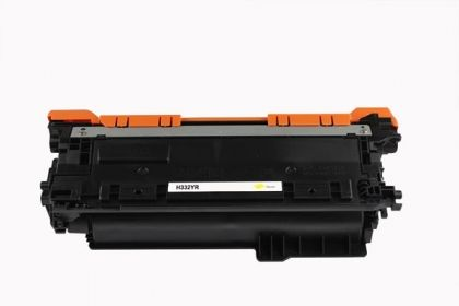 HP Toner cartridge compatible CF332A HP Color LaserJet Enterprise M651dn/M651n/M651xh , Page yield  15000 , Yellow Color Type Reman CF332A HP Color LaserJet Enterprise M651dn/M651n/M651xh , Page yield  15000 , Yellow Color Type Reman