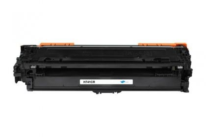 HP Toner cartridge compatible CE741A HP Color LaserJet Professional CP5225 series , Page yield  7300 , Cyan Color Type Reman CE741A HP Color LaserJet Professional CP5225 series , Page yield  7300 , Cyan Color Type Reman
