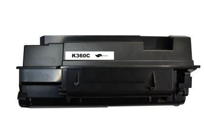 Kyocera Toner cartridge compatible TK-360 Kyocera FS-4020D/4020DN  , Page yield  20000 , Black Color Type Compatible TK-360 Kyocera FS-4020D/4020DN  , Page yield  20000 , Black Color Type Compatible