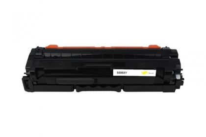 Samsung Toner cartridge compatible CLT-Y506L/ELS Samsung CLP-680ND,CLX-6260FR/6260FD/6260ND/6260FW , Page yield  3500 , Yellow Color Type Reman CLT-Y506L/ELS Samsung CLP-680ND,CLX-6260FR/6260FD/6260ND/6260FW , Page yield  3500 , Yellow Color Type Reman