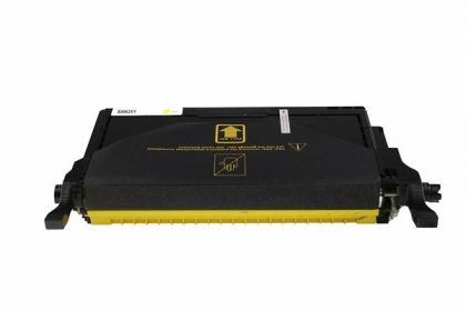 Samsung Toner cartridge compatible CLT-Y5082L/ELS Samsung CLP-620/670 series, CLX-6220/6250 series  , Page yield  4000 , Yellow Color Type Reman CLT-Y5082L/ELS Samsung CLP-620/670 series, CLX-6220/6250 series  , Page yield  4000 , Yellow Color Type Reman