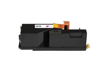 Xerox Toner cartridge compatible 106R01628 Xerox Phaser 6000/6010/6010N; WorkCentre 6015V/N , Page yield  1000 , Magenta Color Type Compatible 106R01628 Xerox Phaser 6000/6010/6010N; WorkCentre 6015V/N , Page yield  1000 , Magenta Color Type Compatible