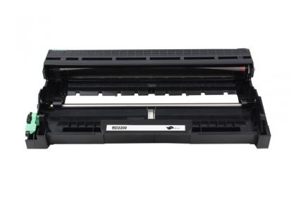Brother Drum unit compatible DR-2200 BROTHER HL-2135W/2220/2230/2240/2240D/2250DN/2250DNR/2270DW/2280DW, MFC-7360/7460DN/7860DW, DCP-7060/7060D/7065DN/7070DW/7070DWR; Konica Minolta 1590mf , Page yield  12000 , Black Color Type Compatible DR-2200 BROTHER