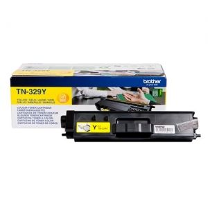 BROTHER Toner cartridge original Toner TN-329Y Twin Pack  L8350CDW/L8450CDW/ MFC-L8850CDW yellow Toner TN-329Y Twin Pack  L8350CDW/L8450CDW/ MFC-L8850CDW yellow