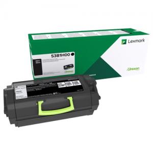 LEXMARK Toner cartridge original 53B2H00  MS818dn/MS817n/ MX817dn black high capacity 53B2H00  MS818dn/MS817n/ MX817dn black high capacity
