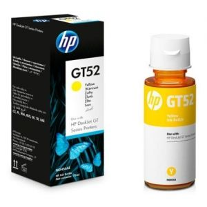 HP Ink original Ink Bottle M0H565AE No.GT52  Deskjet GT 58XX/Ink Tank315/Ink Tank Wireless415/ Smart Tank Wireless455 yellow Ink Bottle M0H565AE No.GT52  Deskjet GT 58XX/Ink Tank315/Ink Tank Wireless415/ Smart Tank Wireless455 yellow