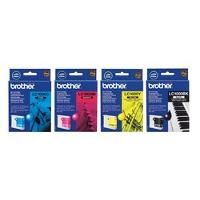 BROTHER Ink original Ink Cart. LC-1100BKBP2DR Twin Pack  DCP-185/385/395/585/6690/ J715/MFC-490/790/795/990/5490/ 5890/5895/6490/6890/J615 black Ink Cart. LC-1100BKBP2DR Twin Pack  DCP-185/385/395/585/6690/ J715/MFC-490/790/795/990/5490/ 5890/5895/6490/68