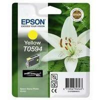 EPSON Ink original Ink Cart. C13T05944010  Stylus Photo R2400 yellow Ink Cart. C13T05944010  Stylus Photo R2400 yellow
