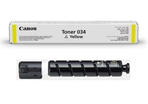 CANON Toner cartridge original 034  IR C1225iF yellow (9451B001) 034  IR C1225iF yellow (9451B001)