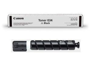 CANON Toner cartridge original 034  IR C1225iF black (9454B001) 034  IR C1225iF black (9454B001)