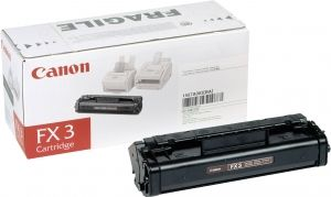 CANON Toner cartridge original Cart. FX-3  L200/220/ 240/250/260/i/280/290/295/300/ 350/360/MP-L60/90 (1557A003) Cart. FX-3  L200/220/ 240/250/260/i/280/290/295/300/ 350/360/MP-L60/90 (1557A003)