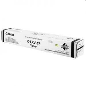 CANON Toner cartridge original C-EXV47  IR Advanced C250i/C350i/C351i/ black (8516B002) C-EXV47  IR Advanced C250i/C350i/C351i/ black (8516B002)