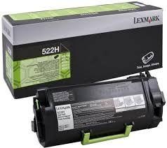 LEXMARK Toner cartridge original 52D2X00  MS811dn/ MS811dtn/MS811n/MS812de/ MS812dn/MS812dtn black extra high capacity 52D2X00  MS811dn/ MS811dtn/MS811n/MS812de/ MS812dn/MS812dtn black extra high capacity