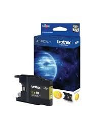 BROTHER Ink original Ink Cart. LC-1280XLY  MFC-J6510DW/J6710DW/ J6910DW yellow high capacity Ink Cart. LC-1280XLY  MFC-J6510DW/J6710DW/ J6910DW yellow high capacity