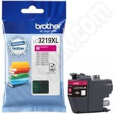 BROTHER Ink original Ink Cart. LC-3219XLM  MFC-J6930DW magenta Ink Cart. LC-3219XLM  MFC-J6930DW magenta