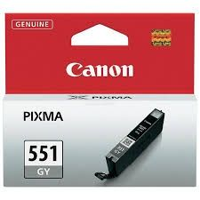 CANON Ink original Ink Cart. CLI-551GY  MG6350 grey (6512B001) Ink Cart. CLI-551GY  MG6350 grey (6512B001)