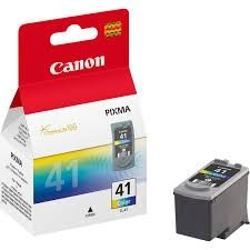 CANON Ink original Ink Cart. CL-41  MP150/MP160/MP170/MP180/MP190/ MP210/MP220/MP450/MP460/iP1600 iP1700/iP1800/iP2200/iP2500/ iP2600/iP6210D/iP6220D/MX300/ MX310 colour (0617B001) Ink Cart. CL-41  MP150/MP160/MP170/MP180/MP190/ MP210/MP220/MP450/MP460/iP