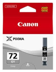 CANON Ink original Ink Cart. PGI-72 GY  Pixma Pro 10 grey (6409B001) Ink Cart. PGI-72 GY  Pixma Pro 10 grey (6409B001)