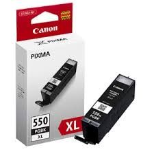 CANON Ink original Ink Cart. PGI-550XL PGBK  MG6350/MG5450/iP7250/MX925 black high capacity (6431B001) Ink Cart. PGI-550XL PGBK  MG6350/MG5450/iP7250/MX925 black high capacity (6431B001)