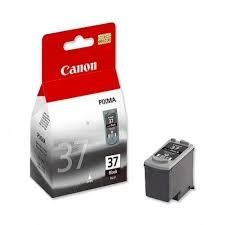 CANON Ink original Ink Cart. PG-37  iP1800/iP2500/iP2600/MP190/ MP210/MP220/MX300/MP310 black (2145B001) Ink Cart. PG-37  iP1800/iP2500/iP2600/MP190/ MP210/MP220/MX300/MP310 black (2145B001)