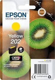 Ink Cart. C13T02F34010  Expression Premium XP-6000/XP-6005 (yellow)
