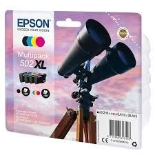 EPSON Ink original Ink Cart. C13T02W64010 (MULTIPACK XL) WorkForce WF-2860DWF/ Expression Home XP-5100 Ink Cart. C13T02W64010 (MULTIPACK XL) WorkForce WF-2860DWF/ Expression Home XP-5100