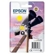 EPSON Ink original Ink Cart. C13T02W44010  WorkForce WF-2860DWF/ Expression Home XP-5100 (YELLOW XL) Ink Cart. C13T02W44010  WorkForce WF-2860DWF/ Expression Home XP-5100 (YELLOW XL)