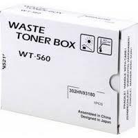 KYOCERA Waste container original Tonerbag WT-560  FS-C5100/C5200/C5300 (302HN93180) Tonerbag WT-560  FS-C5100/C5200/C5300 (302HN93180)