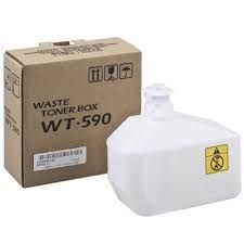 KYOCERA Waste container original Tonerbag WT-590  ECOSYS P6021cdn\P6026cdn\FSC2026MFP\FS C2126MFP\FSC2526MF\FSC2626MFP (302KV93110) Tonerbag WT-590  ECOSYS P6021cdn\P6026cdn\FSC2026MFP\FS C2126MFP\FSC2526MF\FSC2626MFP (302KV93110)