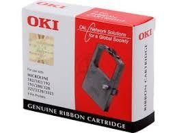 OKI Ribbon original Ribbon ML 182/192/193/280/ 320/321/3320/3321 black (09002303) Ribbon ML 182/192/193/280/ 320/321/3320/3321 black (09002303)