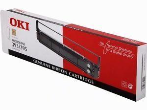 OKI Ribbon original Ribbon ML 393/395 black (09002311) Ribbon ML 393/395 black (09002311)