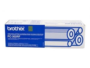 BROTHER  Refill Rolls PC-302RF  Fax 910/917/920/930/940 E-mail (2 Rolls) Refill Rolls PC-302RF  Fax 910/917/920/930/940 E-mail (2 Rolls)