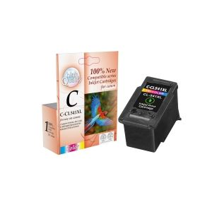 C-CL541XL,Canon,PIXMA MG2150MG3150MG2250MG3150MG3250MG3350MG3650MG4150MG4250MX375MX395MX435MX455MX475MX515MX525MX535  21ml,,Page yield,18ml,Color,new