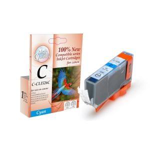CLI-526C,Canon,PIXMAIP4850/IX6550/MG5150/MG5250/MG6150/MG8150/MX885 Cyan 10.5ml,,Page yield,10.5ml,Cyan,new