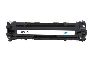 HP Toner cartridge compatible CB541A HP Color LaserJet CP1215/CP1515N/CP1518NI; HP CM1312/CM1312NFI, Canon i-SENSYS LBP 5050, MF 8050CN/8030CN/8080CW/8040CN , Page yield  1400 , Cyan Color Type Reman CB541A HP Color LaserJet CP1215/CP1515N/CP1518NI; HP CM