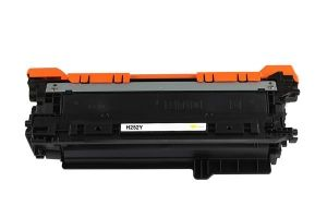 HP Toner cartridge compatible CE252A HP Color LaserJet CP3520/CP3525/CP3525X/CP3525DN/CP3525N/CP3530, CM3530/CM3530FS?  Canon i sensys LBP7750cdn  , Page yield  7000 , Yellow Color Type Reman CE252A HP Color LaserJet CP3520/CP3525/CP3525X/CP3525DN/CP3525N