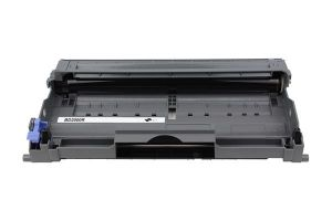 Brother Drum unit compatible DR-2000/DR-2005 BROTHER HL-2030/2040/2070N/2045/2075N/2035/2037/2035R,DCP-7020/7010/7010L/7025,FAX-2820/2825/2850/2910/2920,MFC-7220/7225N/7420/7820/7820N; Lenovo LJ 2000/M7020/M3120 , Page yield  12000 , Black Color Type Rema